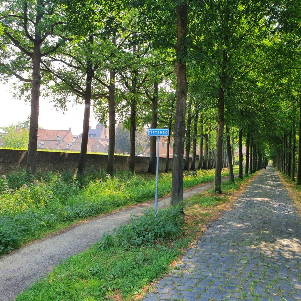 Toegang tot Sint Catharinadal