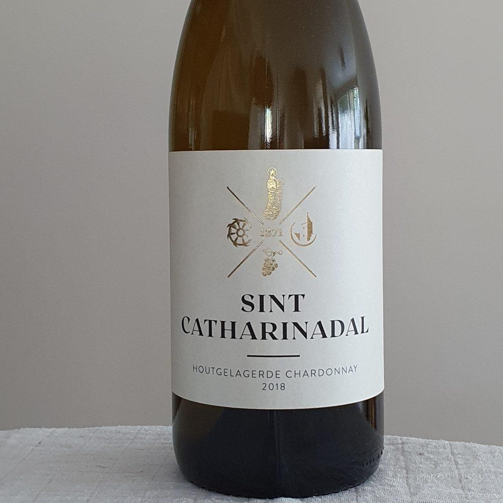 Houtgelagerde Chardonnay 2018 Sint Catharinadal