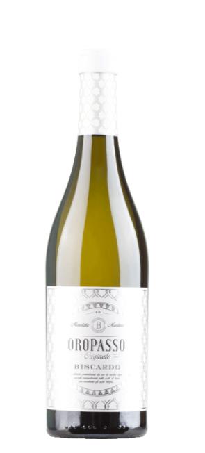 Witte wijn Biscardo Oropasso