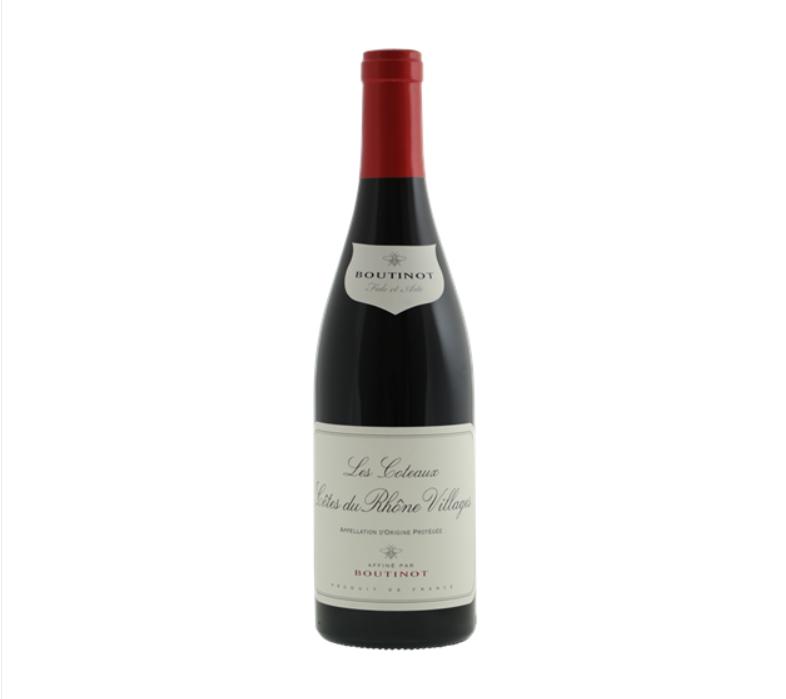 Rode wijn Boutinots les coteaux