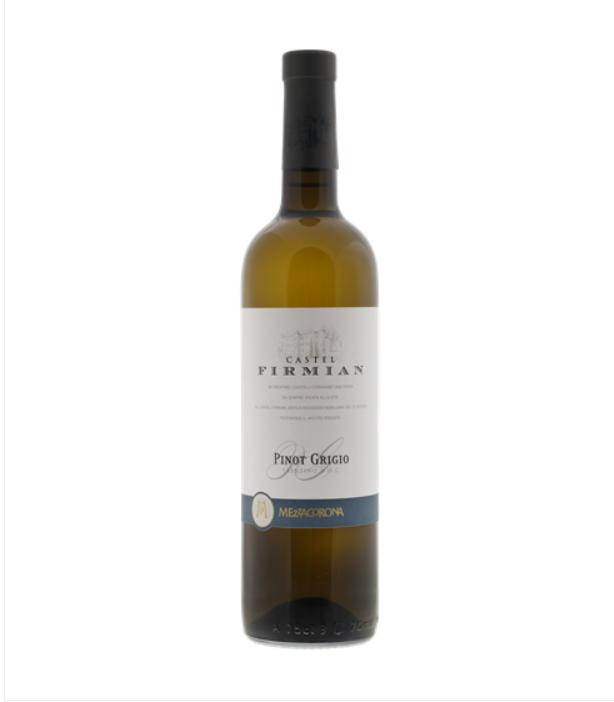 Witte wijn Castel Firmian Pinot Grigio