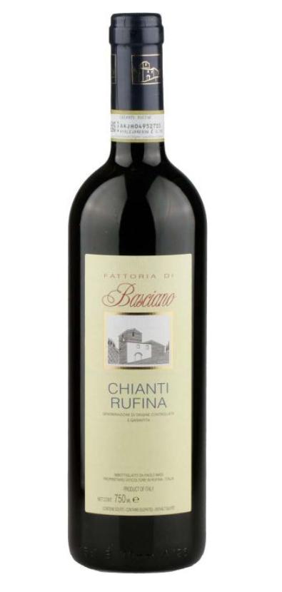 Rode wijn Fattoria di Basciano