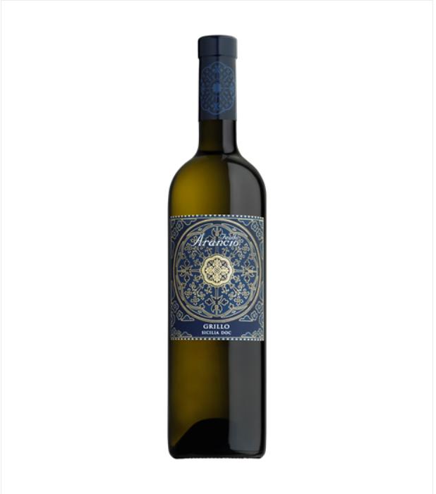 Witte wijn Feudo Arancio Grillo