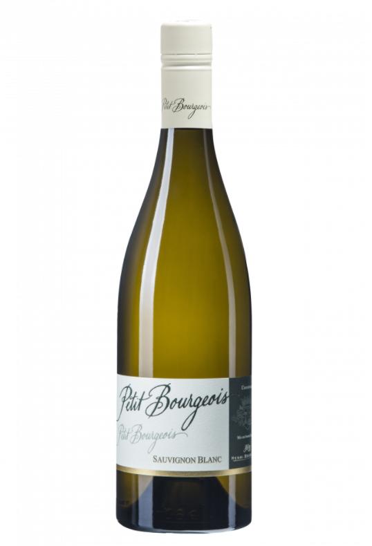 Witte wijn Petit Bourgeois