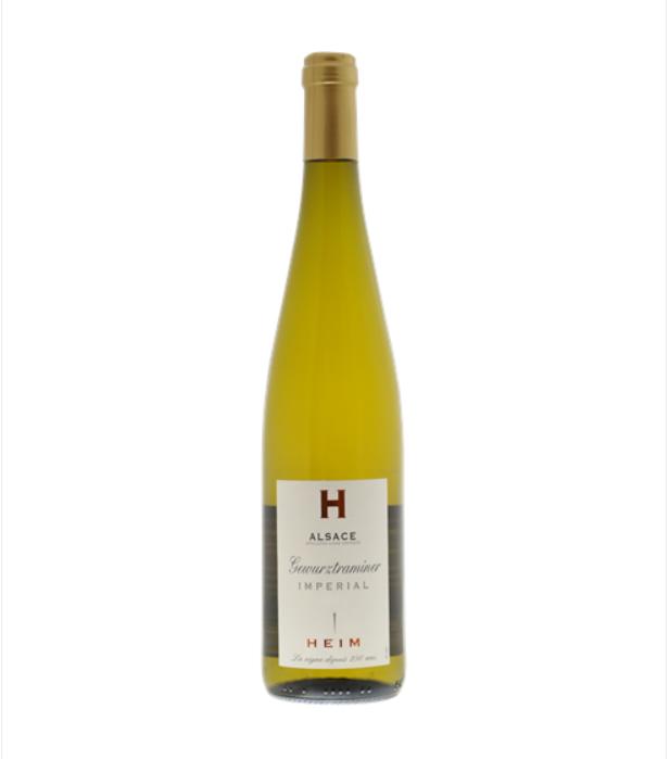 Witte wijn Imperial Heim Gewurztraminer