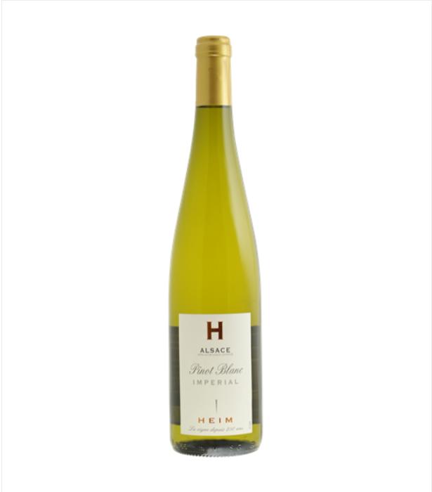 Witte wijn Imperial Heim Pinot Blanc