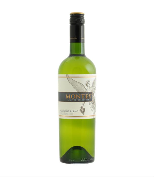 Witte wijn Montes Sauvignon Blanc