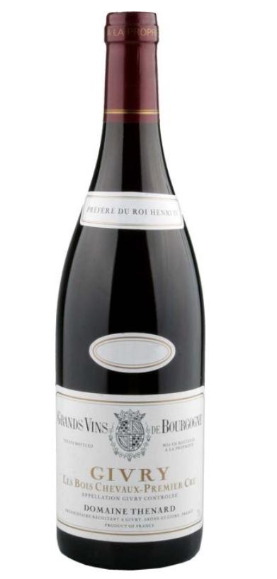 Rode wijn Thenard Givry