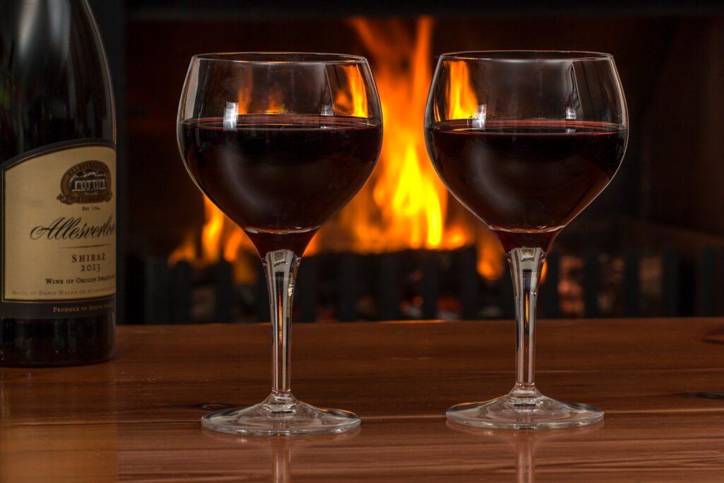 wijn assortiment