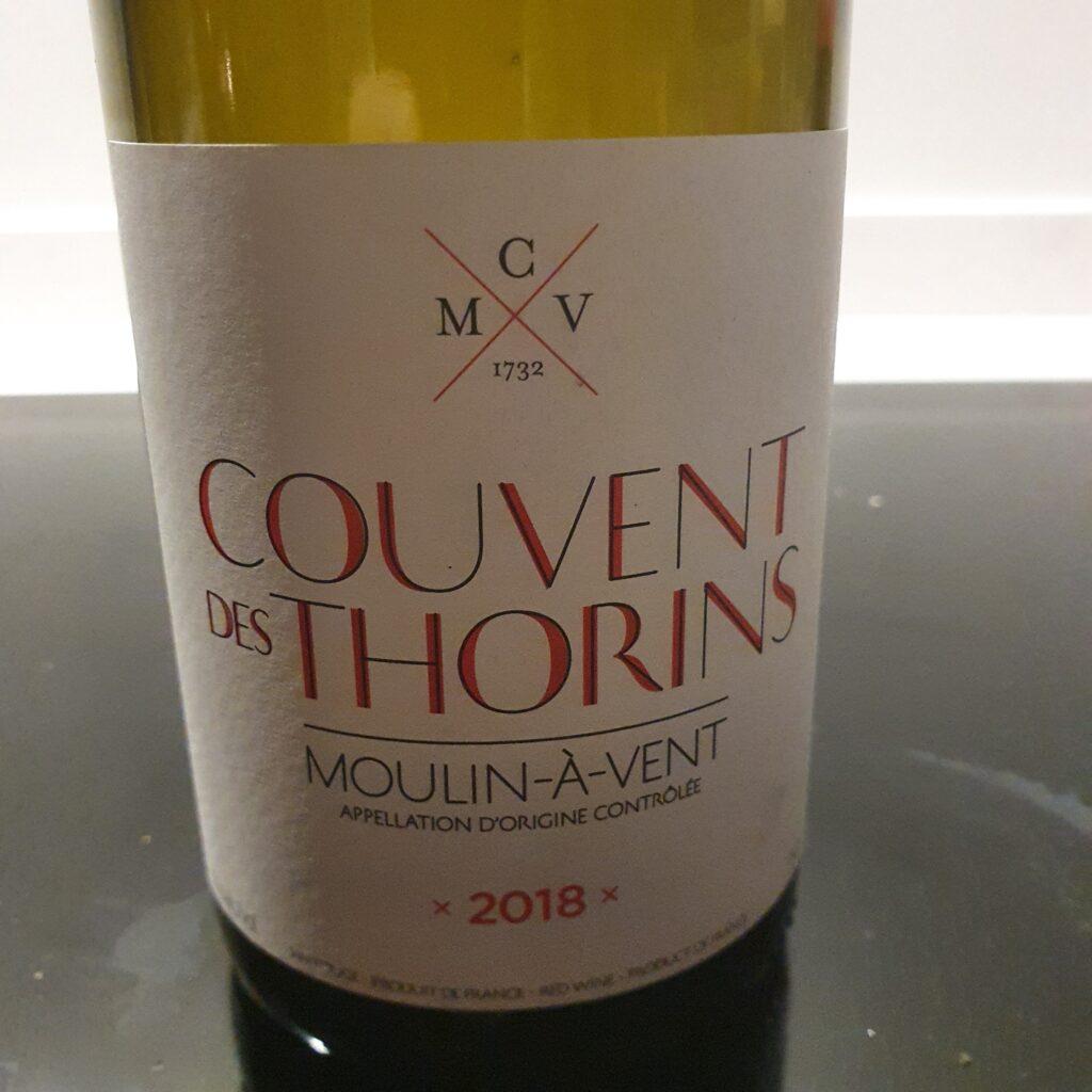 Couvent de Thorins Moulin-à-Vent