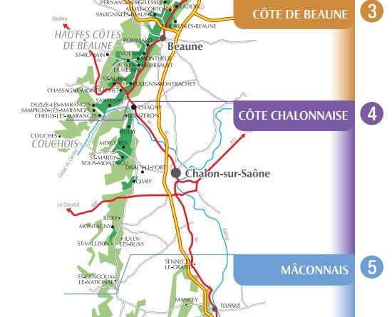 Bourgogne de Cote Chalonnaise