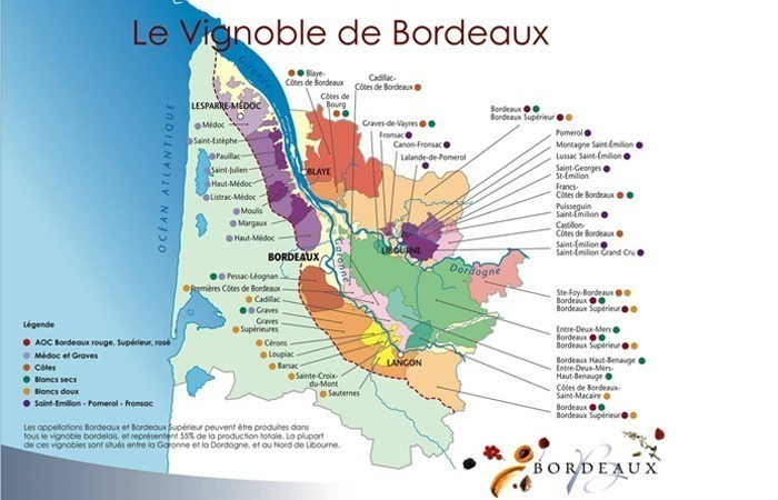 Majesteuze wijnen Linkeroever Bordeaux